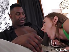 Natasha Starr is in the middle of entertaining her Bull when Hubby walks through the door. He`s had a hard day at work, and now this! Hubby couldn`t be more pleased. He found Natasha online, and even though she was a `mail-order bride` from Eastern Europe