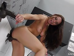 Aidra Fox just found her Hubby`s secret stash of porno, and she`s pissed. Aidra was poking around his `man cave`, with a sneaky hunch. Why the hunch? Hubby hasn`t fucked Aidra properly in months! When she found his jerk-off stash, as well as the receipt f